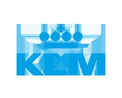 KLM airline logo