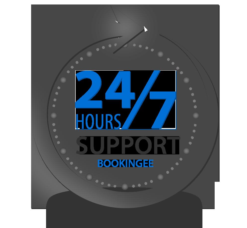 24/7 Support Team