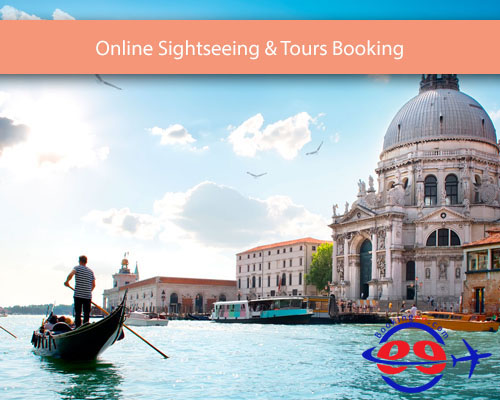 Online Sightseeing & Tours Booking
