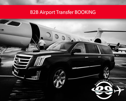 b2b airport tranfer booking