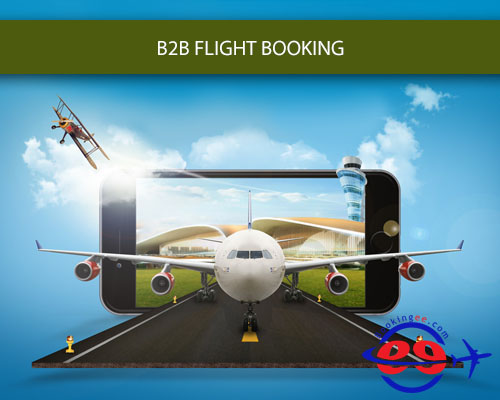 b2b flight booking