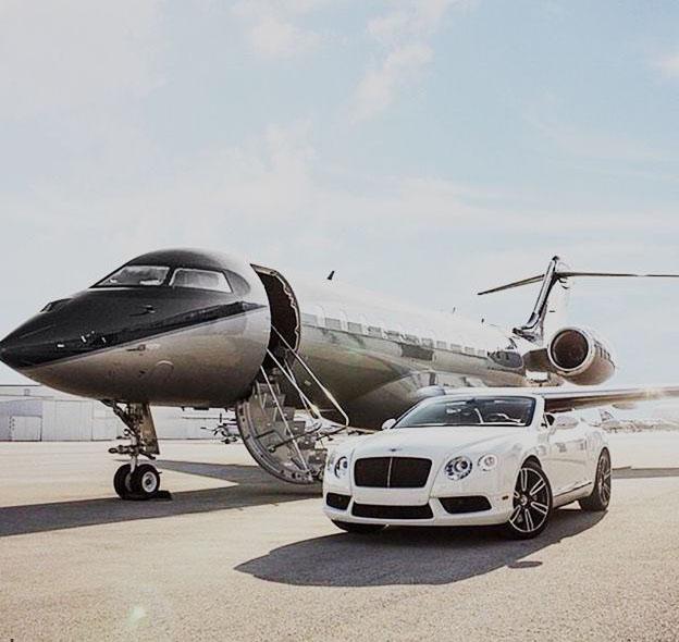 car-plane