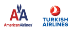 American Airlines - Turkish Airline